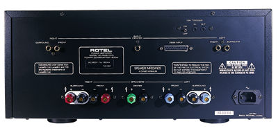 Rotel RMB-1075 Five Channel Amplifier