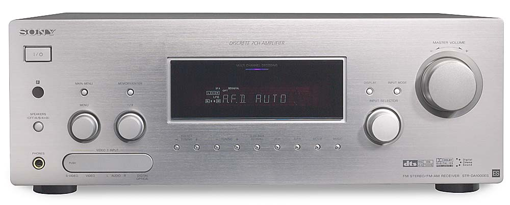 Sony STR-DA1000ES Receiver
